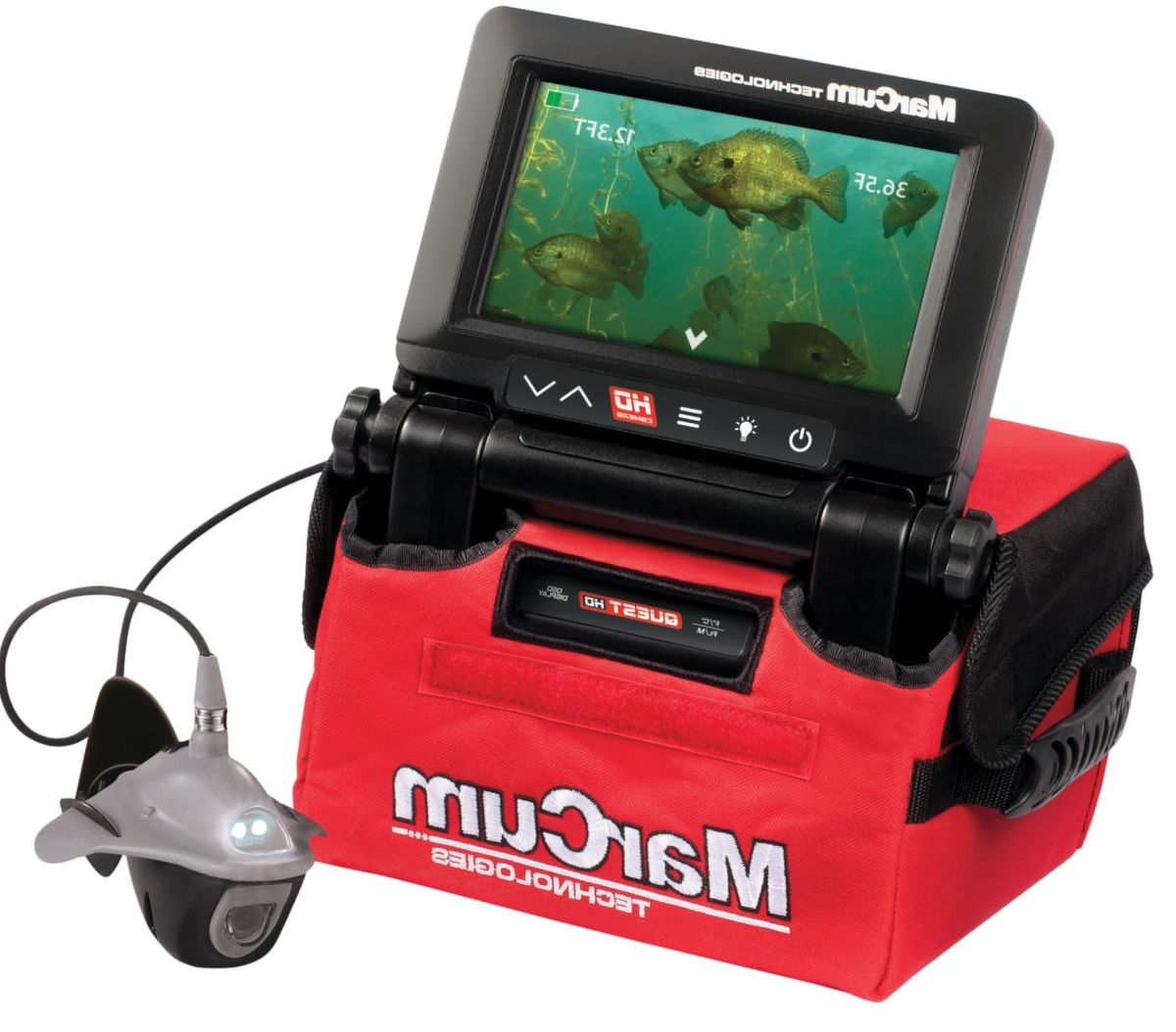 MarCum® Quest HD Underwater Viewing System