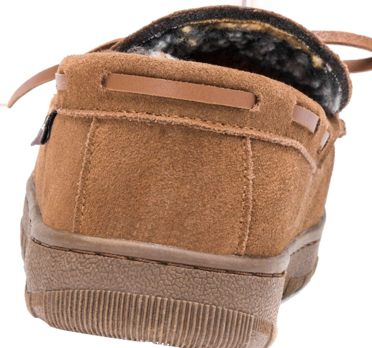 MUK LUKS® Men's Paul Moccasin Slippers