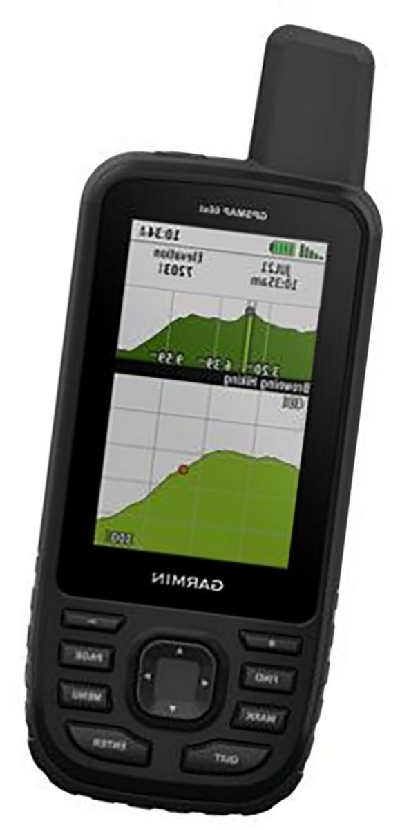Garmin GPSMAP® 66s Multisatellite Handheld GPS Unit with Sensors