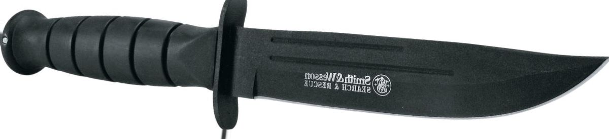 Smith & Wesson® Search and Rescue Fixed-Blade Knife