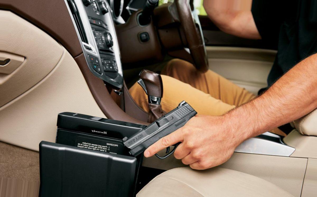Hornady® RAPiD® Vehicle Safe