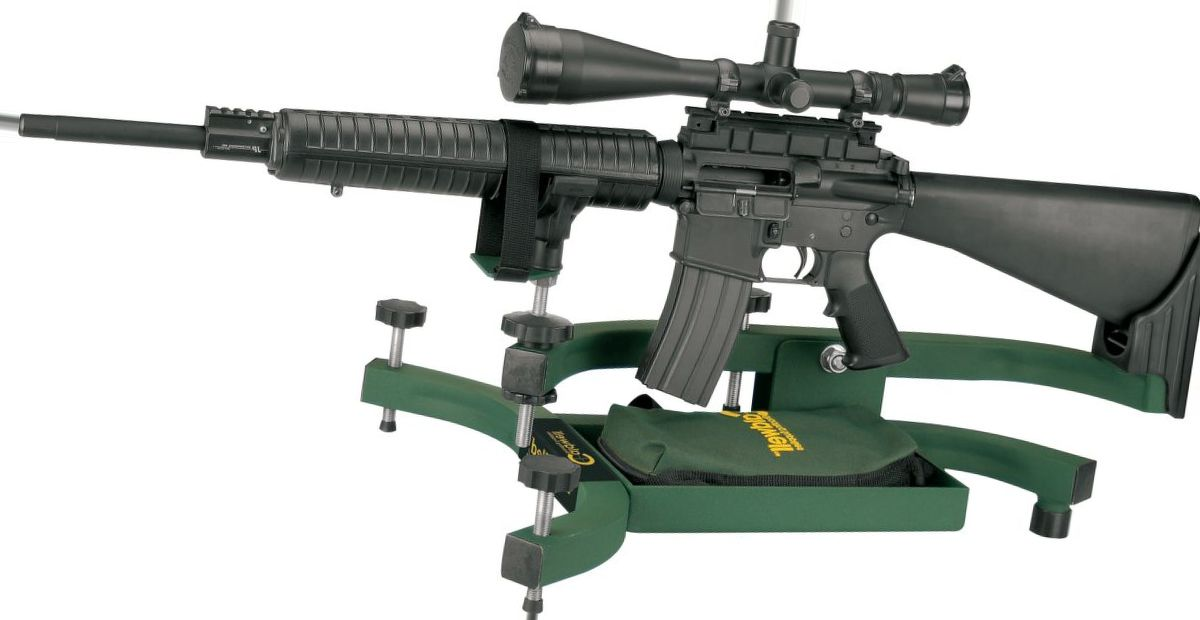 Caldwell® Lead Sled Solo Gunrest – Green
