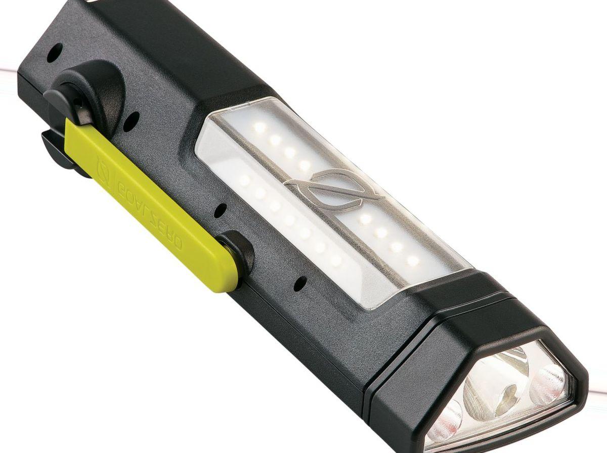 Goal Zero® Torch 250 Solar- and Crank- Powered Flashlight