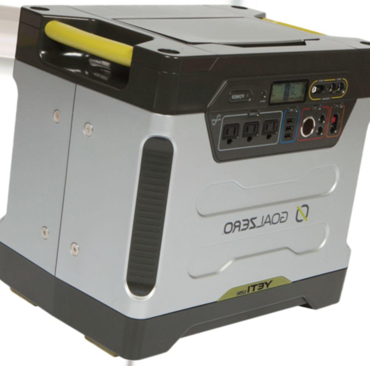 Goal Zero® Yeti 1250 Generator