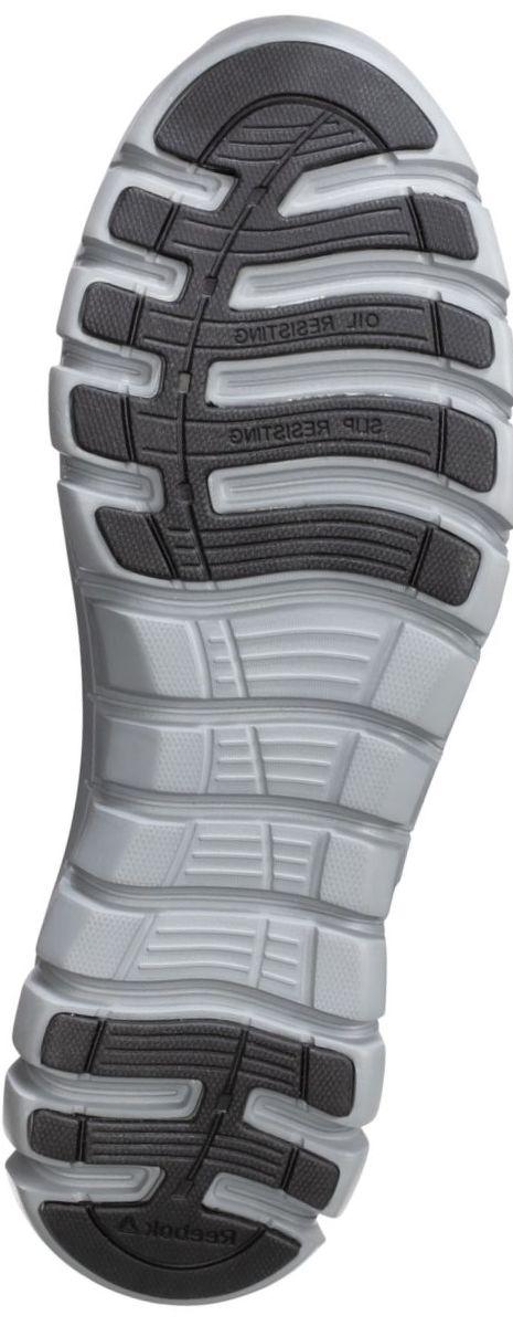 Reebok® Men's Sublite Cushion Work Mid Waterproof Composite-Toe Work Shoes