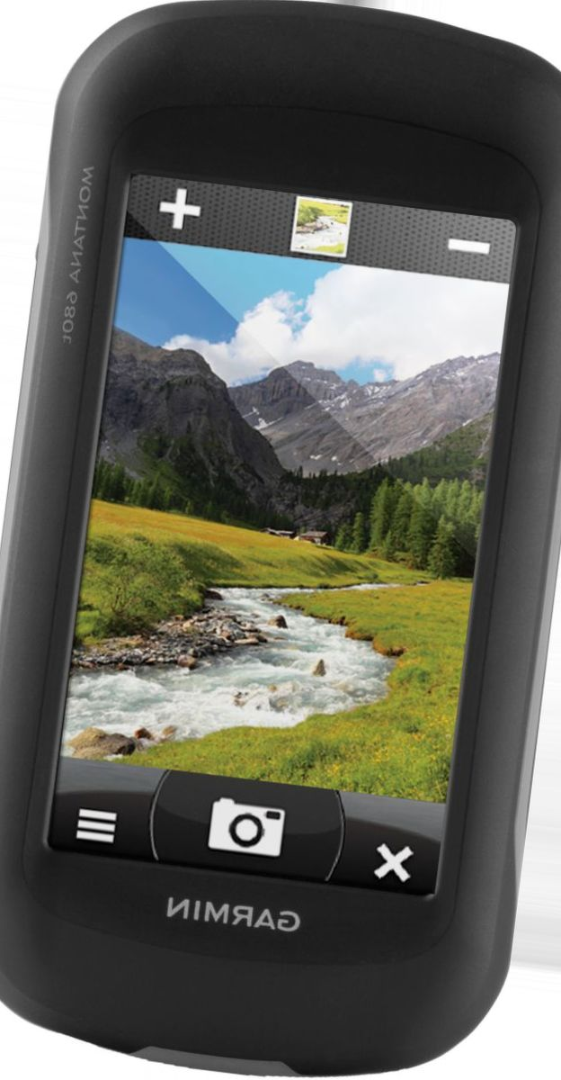 Garmin® Montana 680T