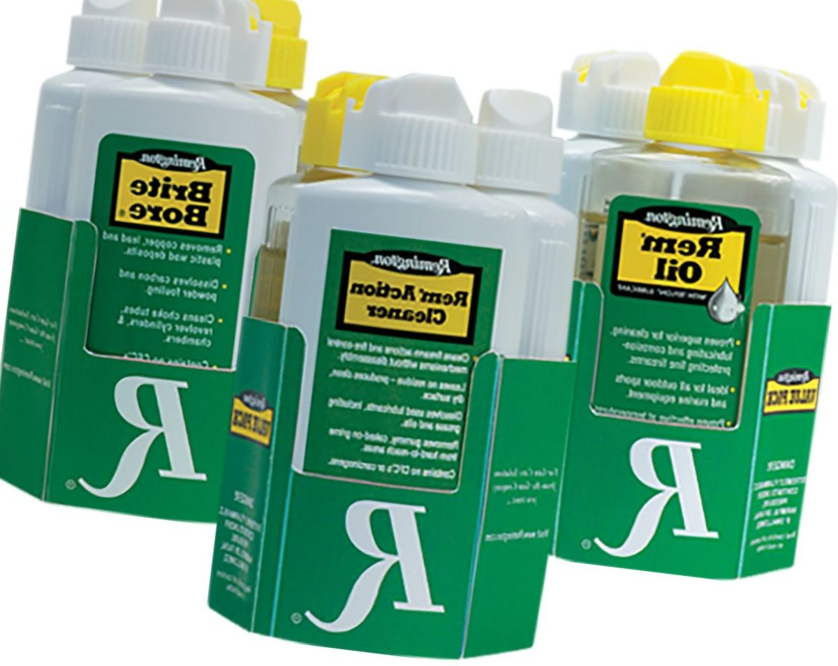 Remington® Chemical Combo - 3 Pack