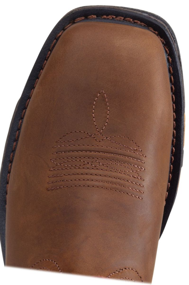 Ariat® Men's Workhog® Composite-Toe Pull-On Work Boots