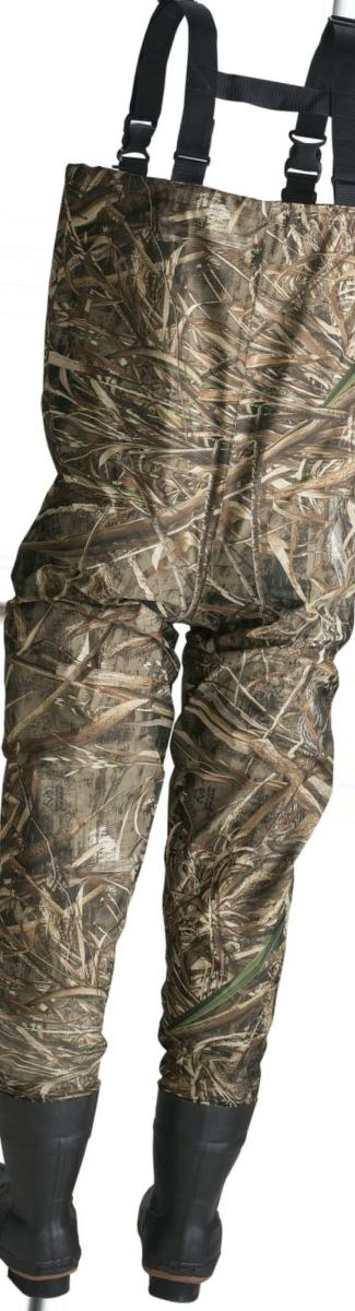 Waterfowl Wading Systems by Caddis Men's Breathable Bootfoot Waders – Stout