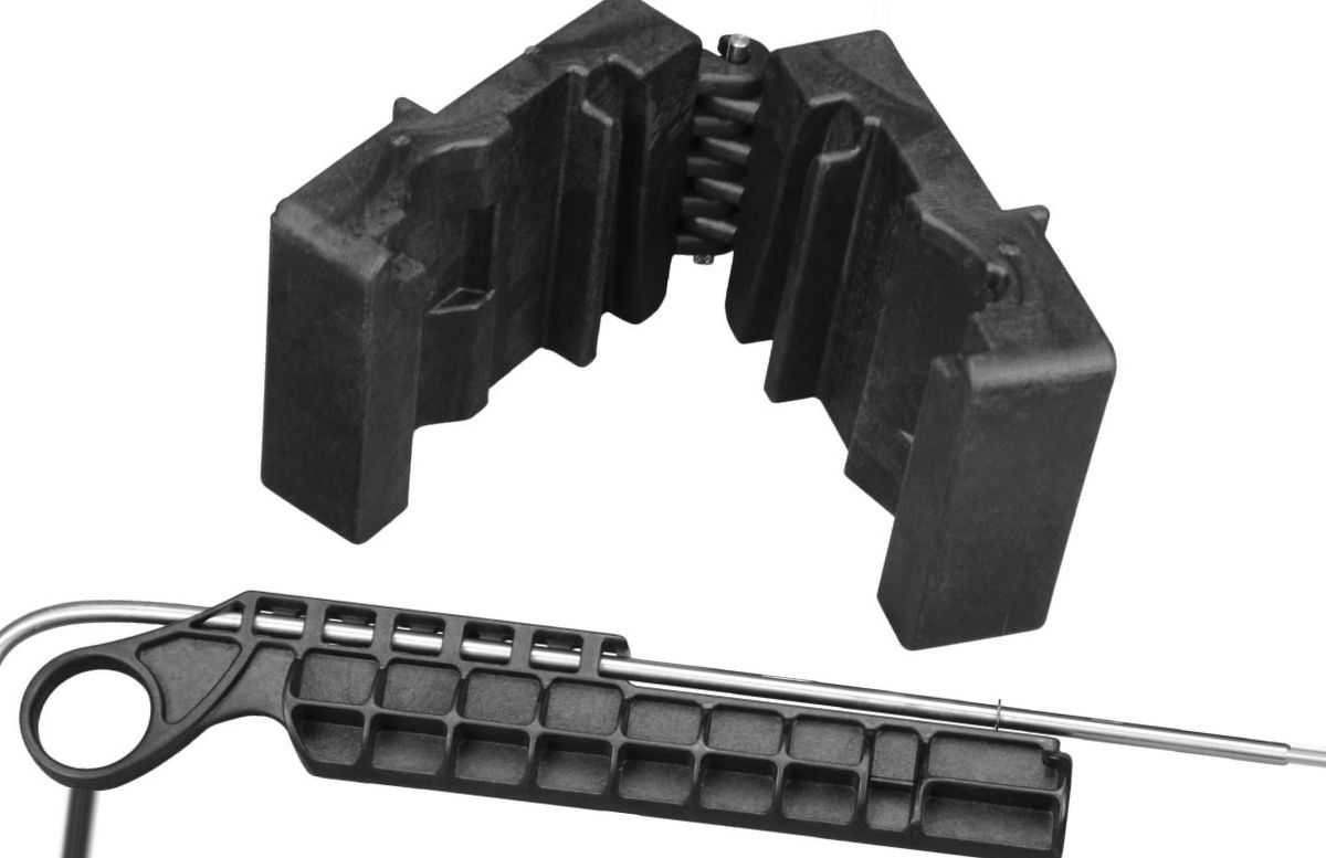 Wheeler® Delta AR-15 Upper Vise Block Clamp