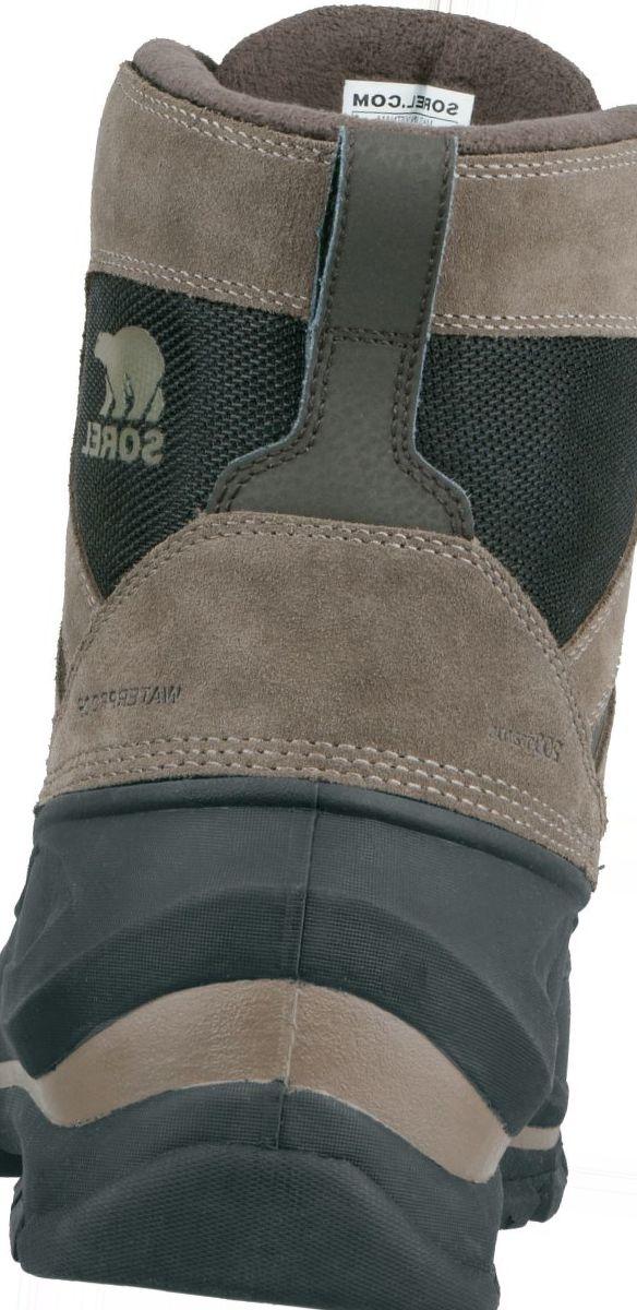 Sorel® Men's Buxton Lace-Up 200-Gram Winter Boots