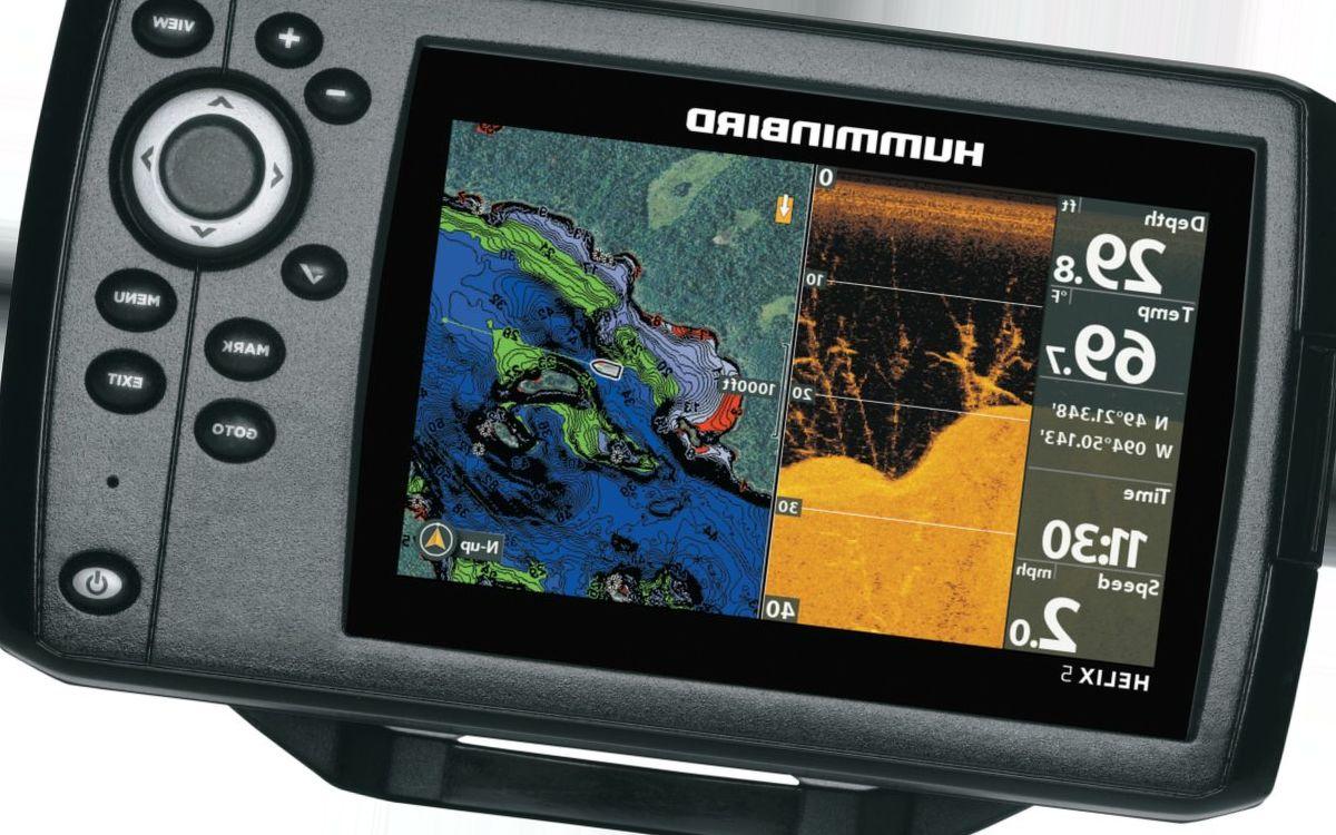 Humminbird® Helix™ 5 CHIRP DI Sonar/GPS G2 Combo