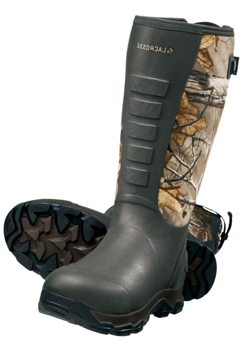LaCrosse® Men's 4X Alpha 7mm Rubber Boots