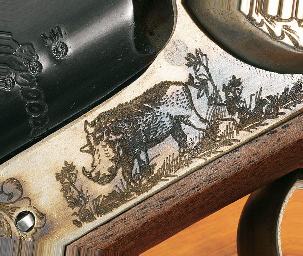 Pedersoli Howdah Hunter 20-Ga. Pistol
