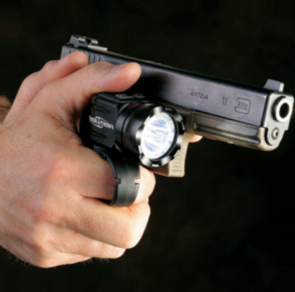 First-Light USA T-MAX Tactical Flashlight