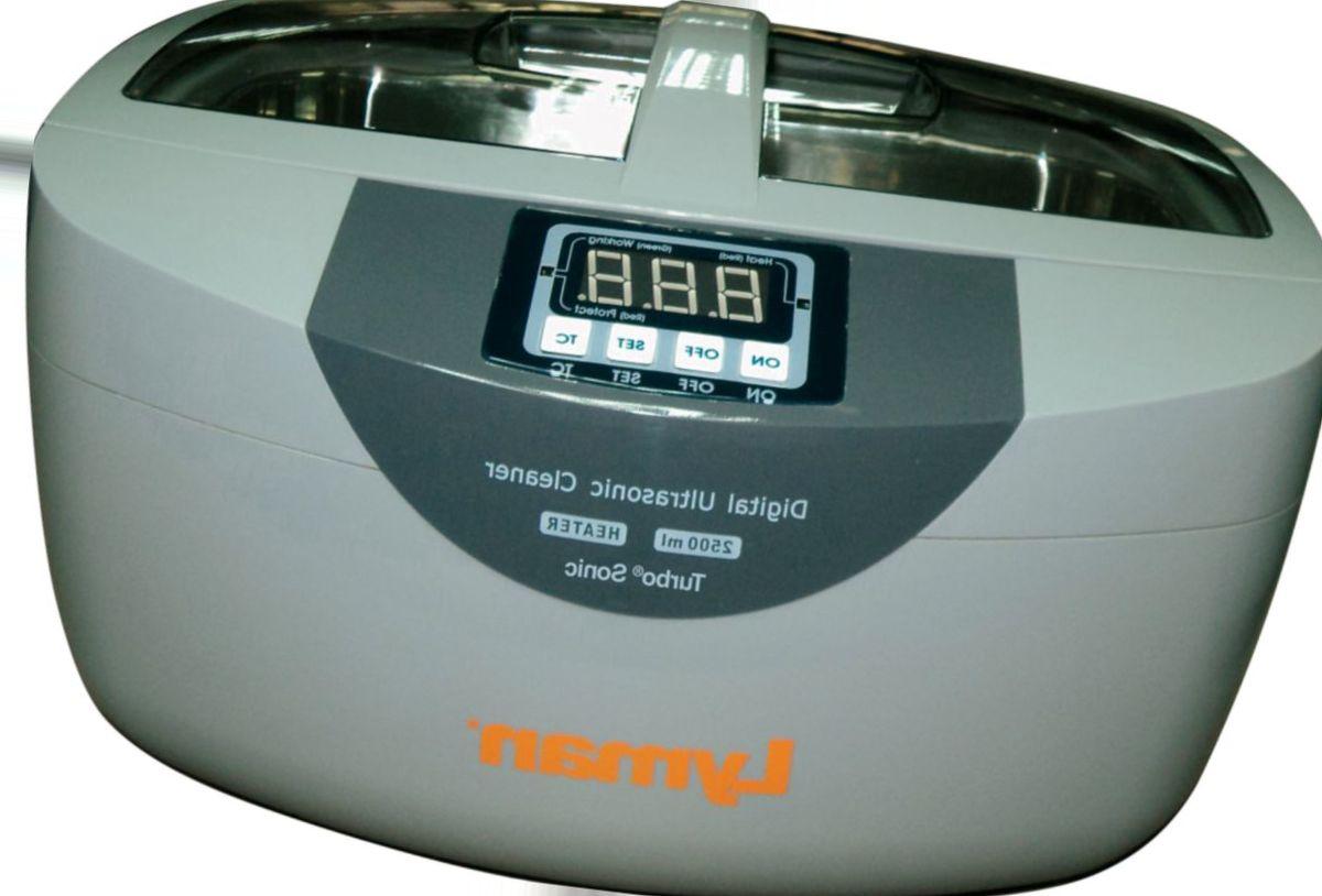Lyman® Turbo® Sonic™ TS-2500 Sonic Cleaner