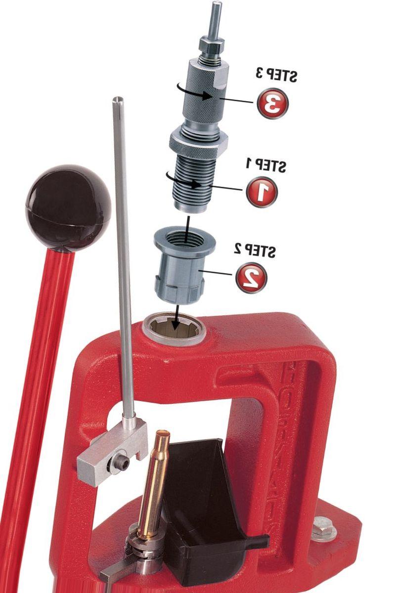Hornady® Lock-N-Load® Classic™ Reloading Press