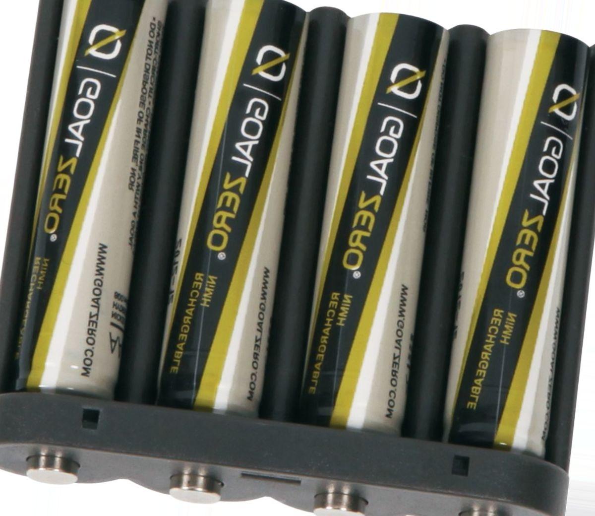 Goal Zero® AAA Batteries Adapter Pack
