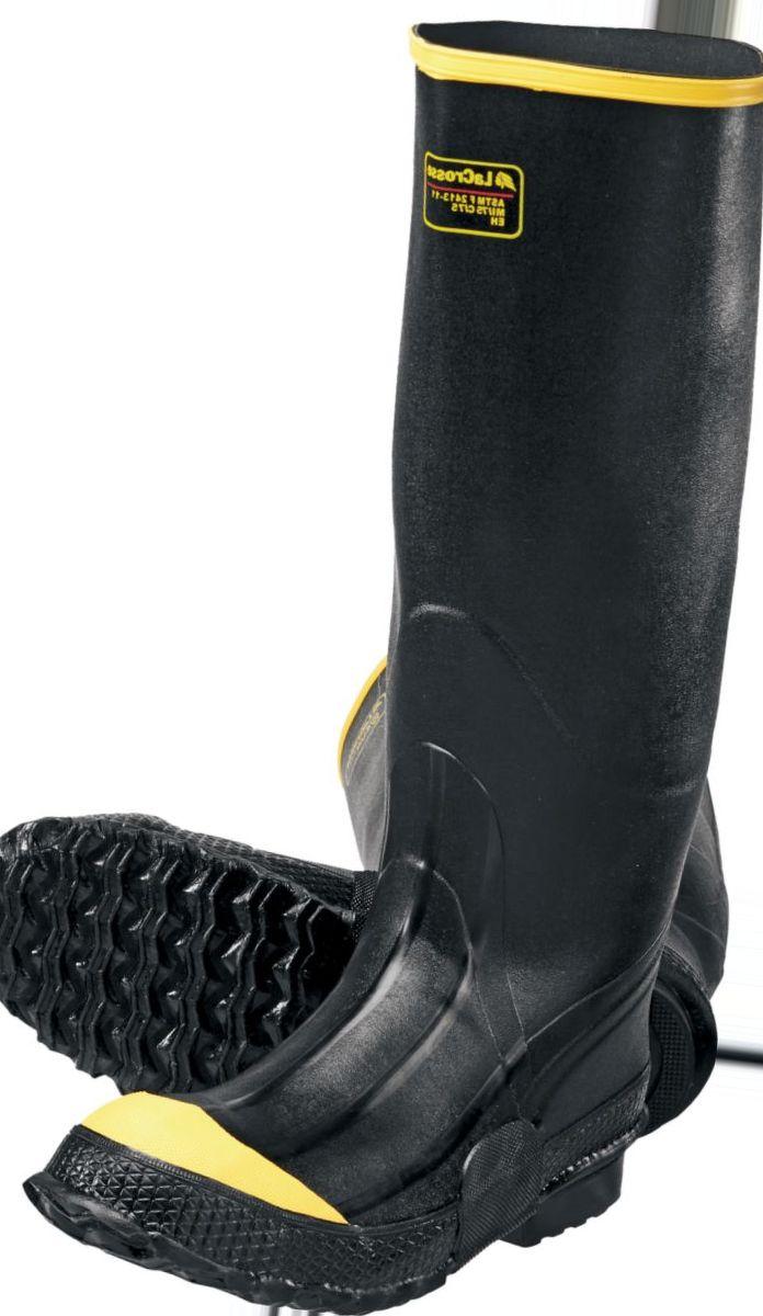 """LaCrosse® Premium 16"""" Steel Toe Knee Boots"""