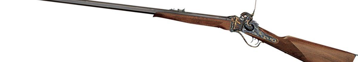 Pedersoli 1863 Sharps Sporting .54-Cal. Percussion Rifle