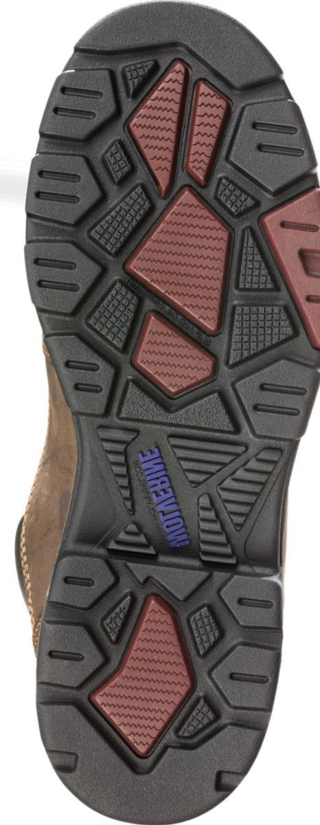 Wolverine Men's EPX Cabor Waterproof Work Boots