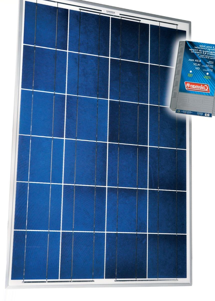 Coleman® Large Solar Panels