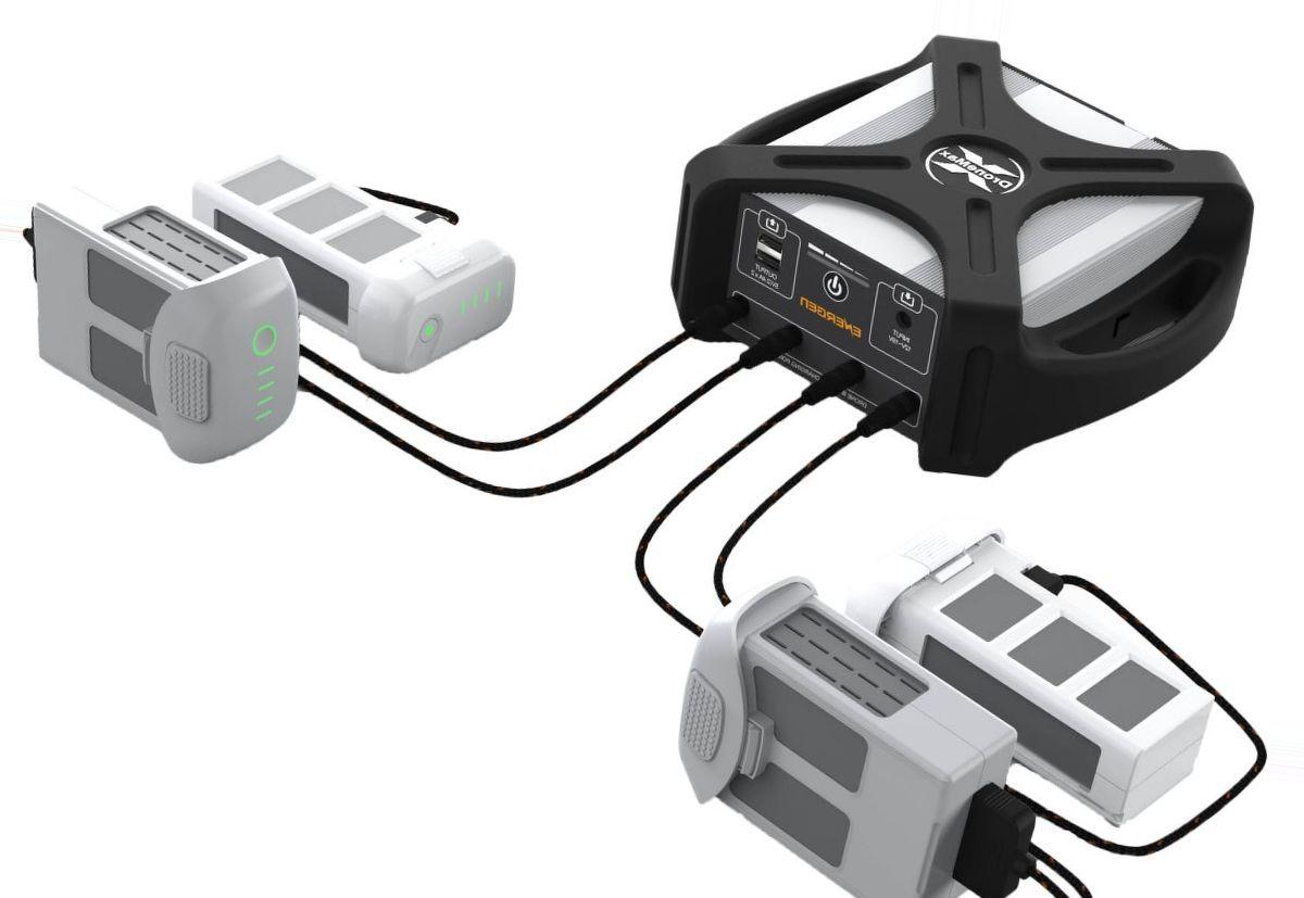 Energen Dronemax Portable Phantom 3/4 Charge Station