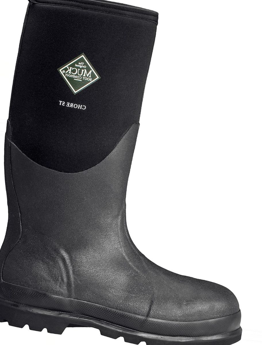 Muck® High-Cut Steel-Toe Chore Boots