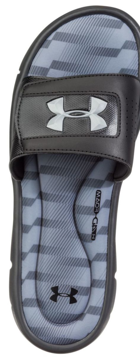 Under Armour® Men's Ignite V Stagger Slide Sandals