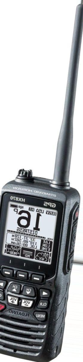 Standard Horizon HX870 Floating Handheld VHF/GPS Radio