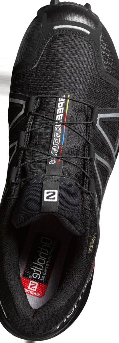 Salomon Men's Speedcross 4 GORE-TEX® Trail Shoes