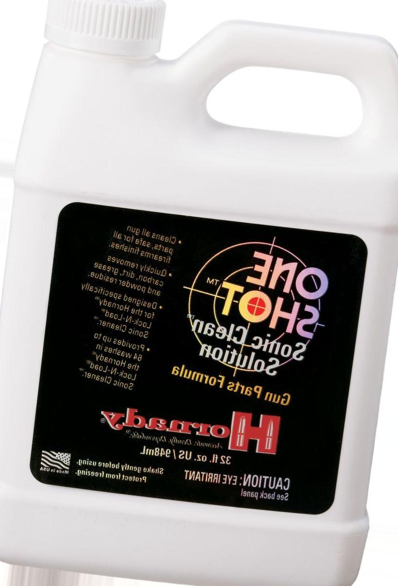 Hornady® One Shot® Sonic Clean Formula