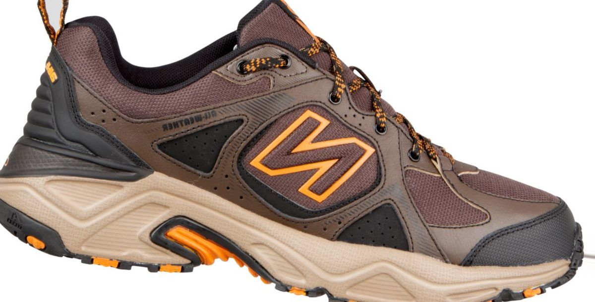 New Balance® Men's MT481 All-Weather Trail Shoes