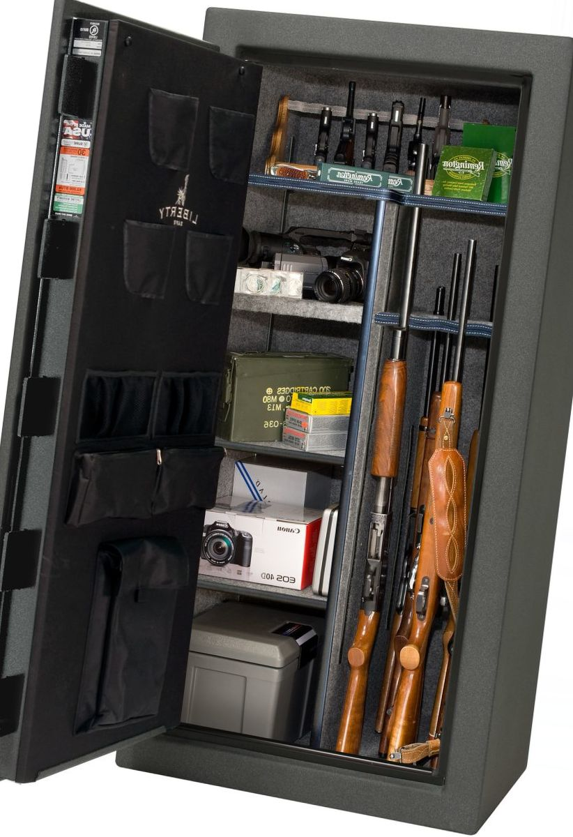 Cabela's Outfitter Gun Safes by Liberty