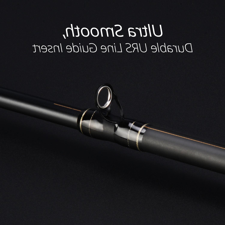 KastKing BlackHawk II Telescopic Fishing Rods