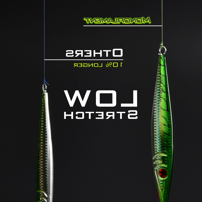 KastKing Green Premium Monofilament Fishing Line
