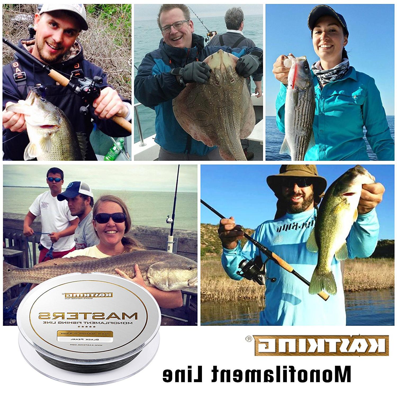 KastKing Masters Tournament Grade Monofilament Fishing Line