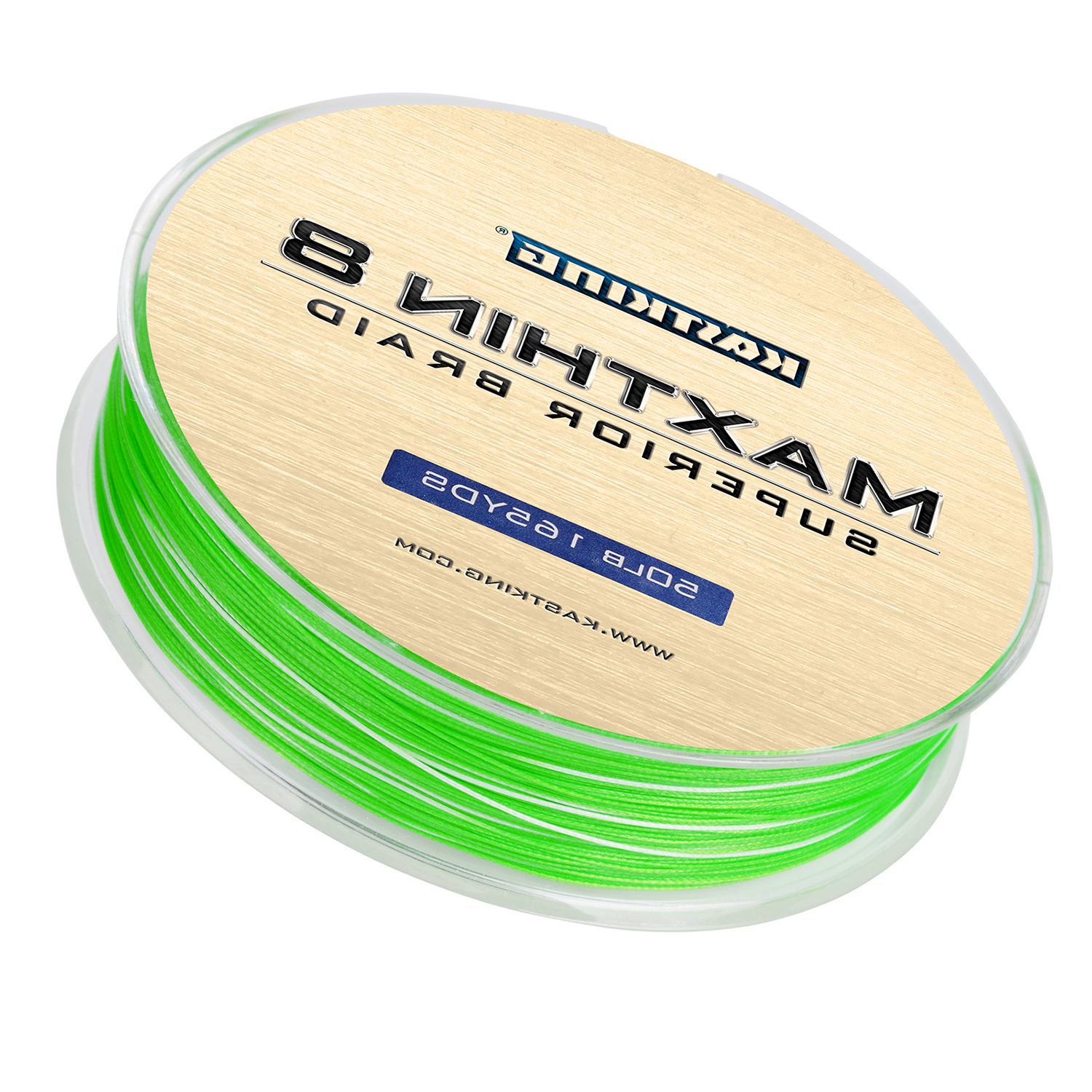 KastKing Maxthin8 Braid Fishing Line