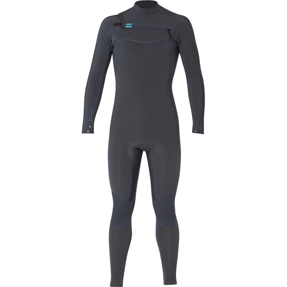 Billabong 3/2 Furnace Carbon Ultra Chest Zip Wetsuit - Men's