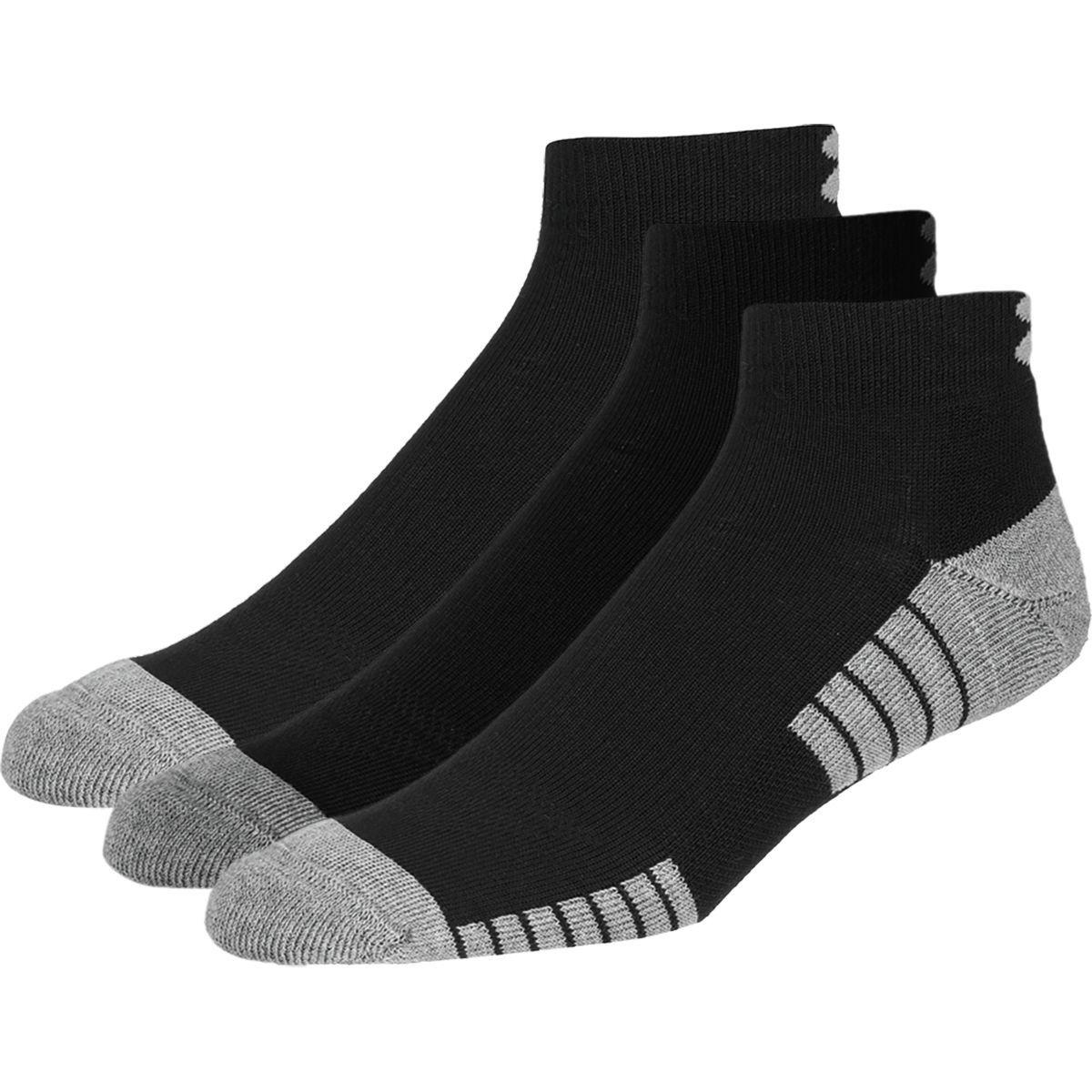 Under Armour HeatGear Tech Lo Cut Sock - Men's