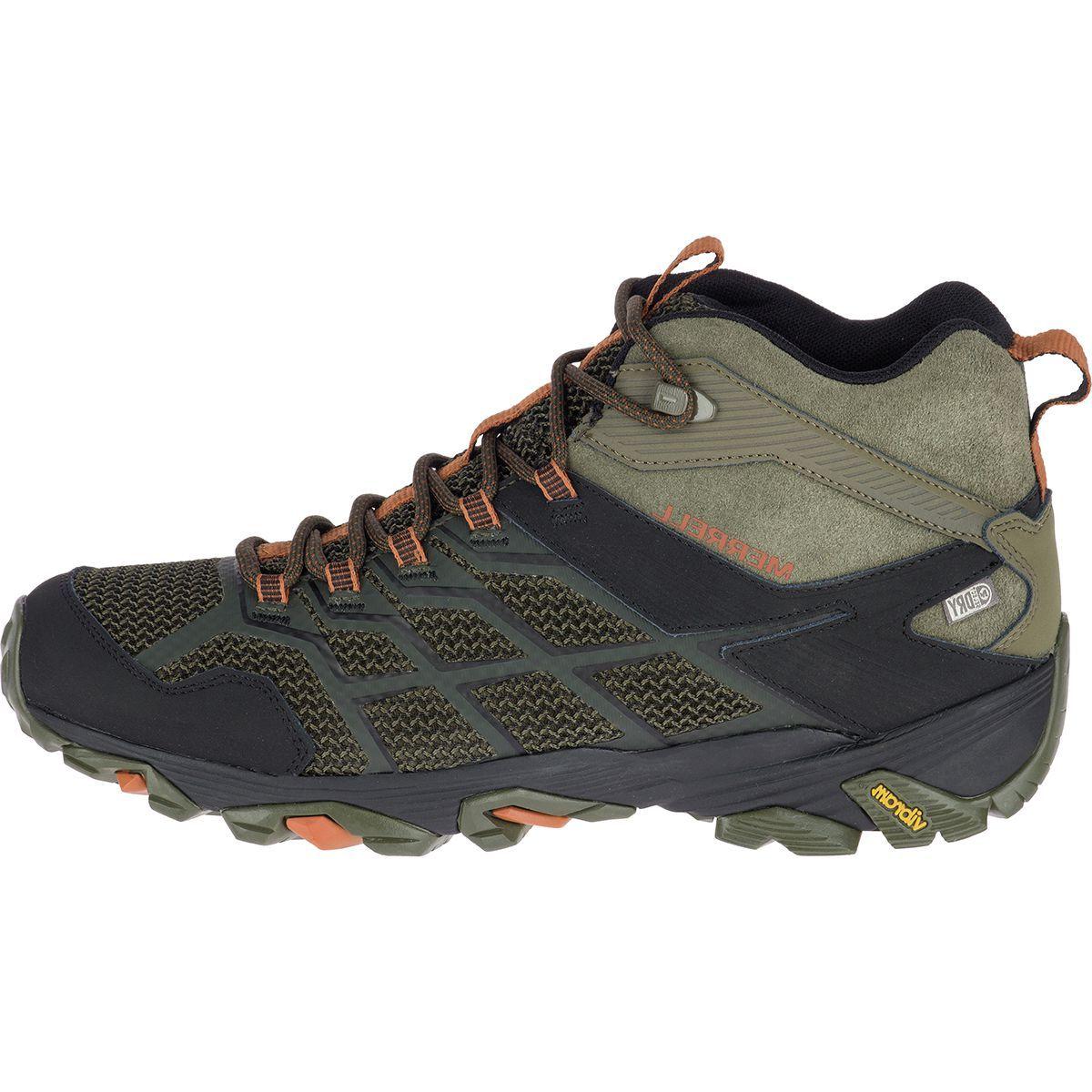 Merrell Moab FST 2 Mid Waterproof Boot - Men's