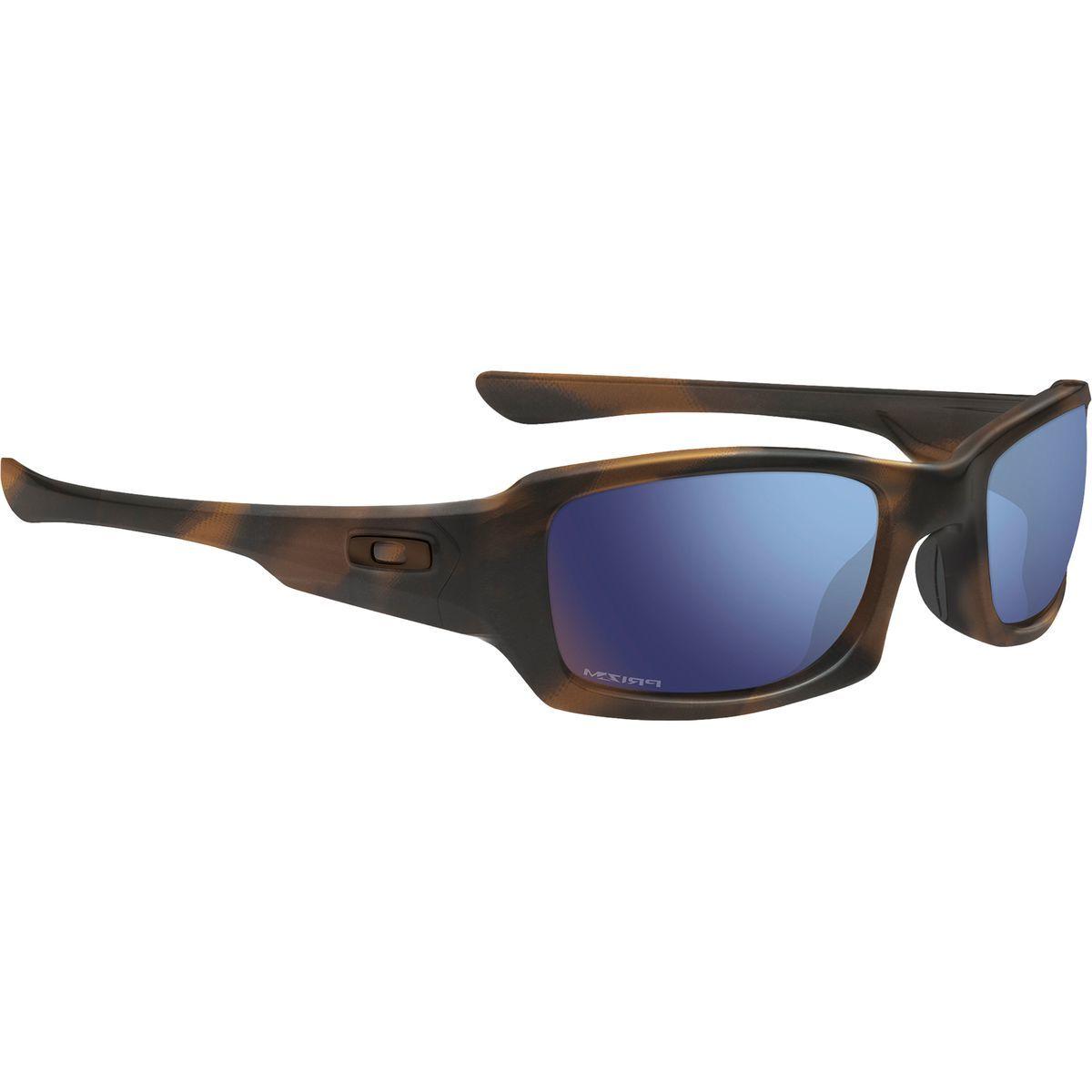 Oakley Fives Squared Prizm Sunglasses - Men's