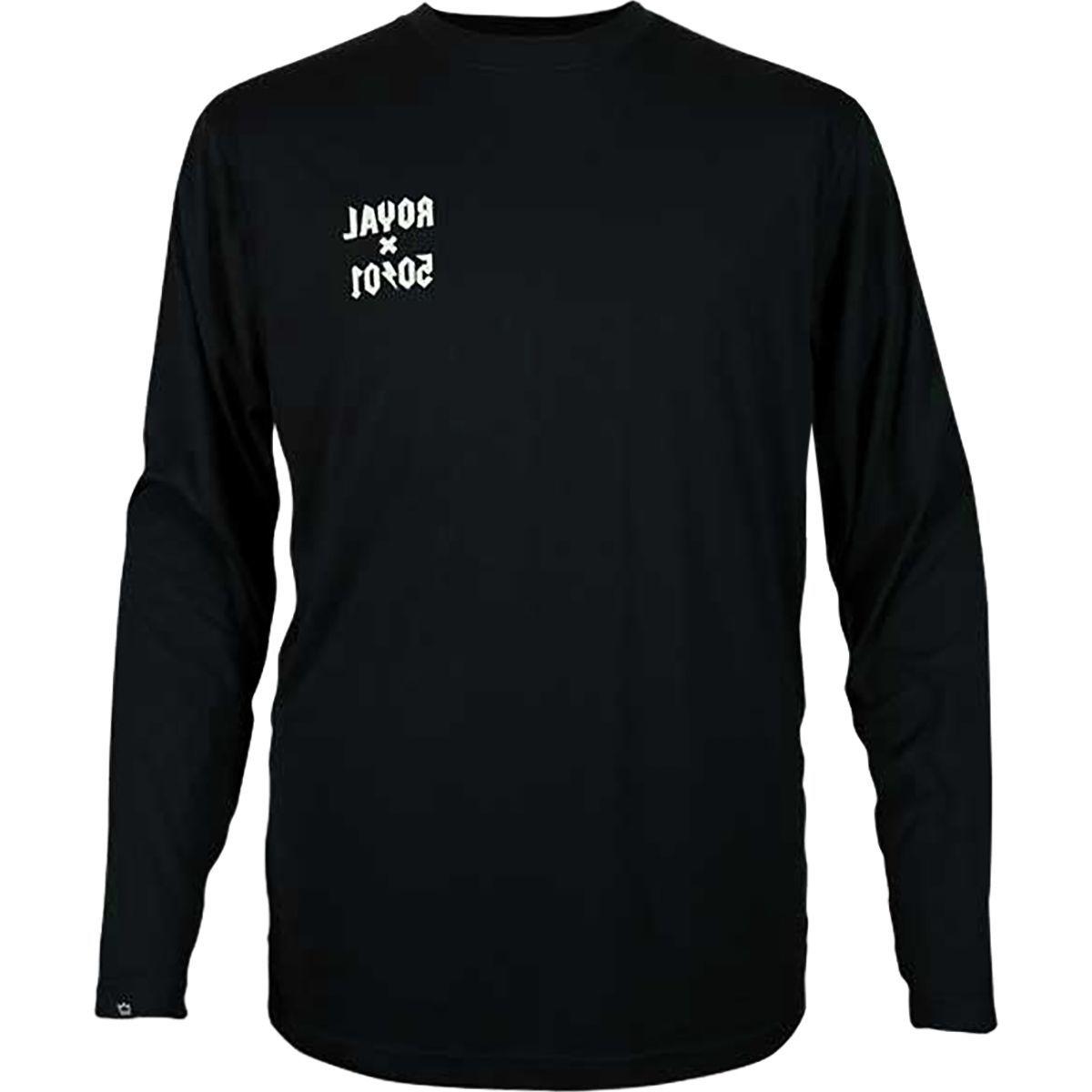 Royal Racing Core Long-Sleeve Jersey - Men's