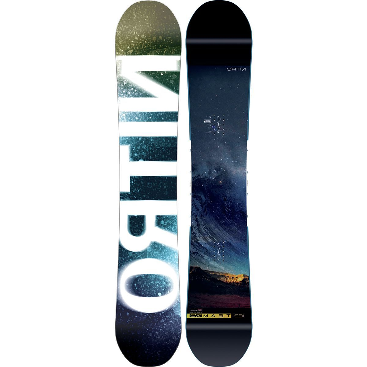 Nitro Team Exposure Snowboard - Men's