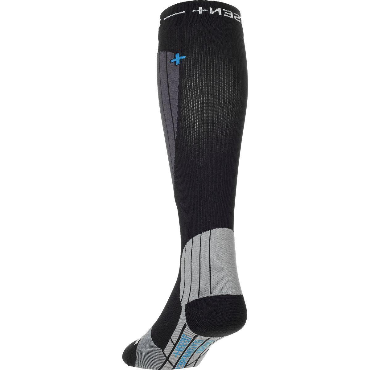 Dissent Ski GFX Compression Hybrid Protect Sock - Men's