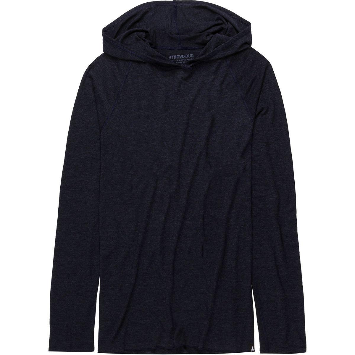 Duckworth Vapor Wool Pullover Hoodie - Men's