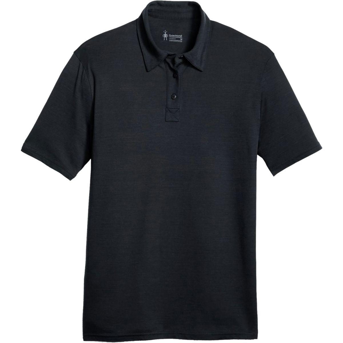 Smartwool Merino 150 Pattern Polo Shirt - Men's
