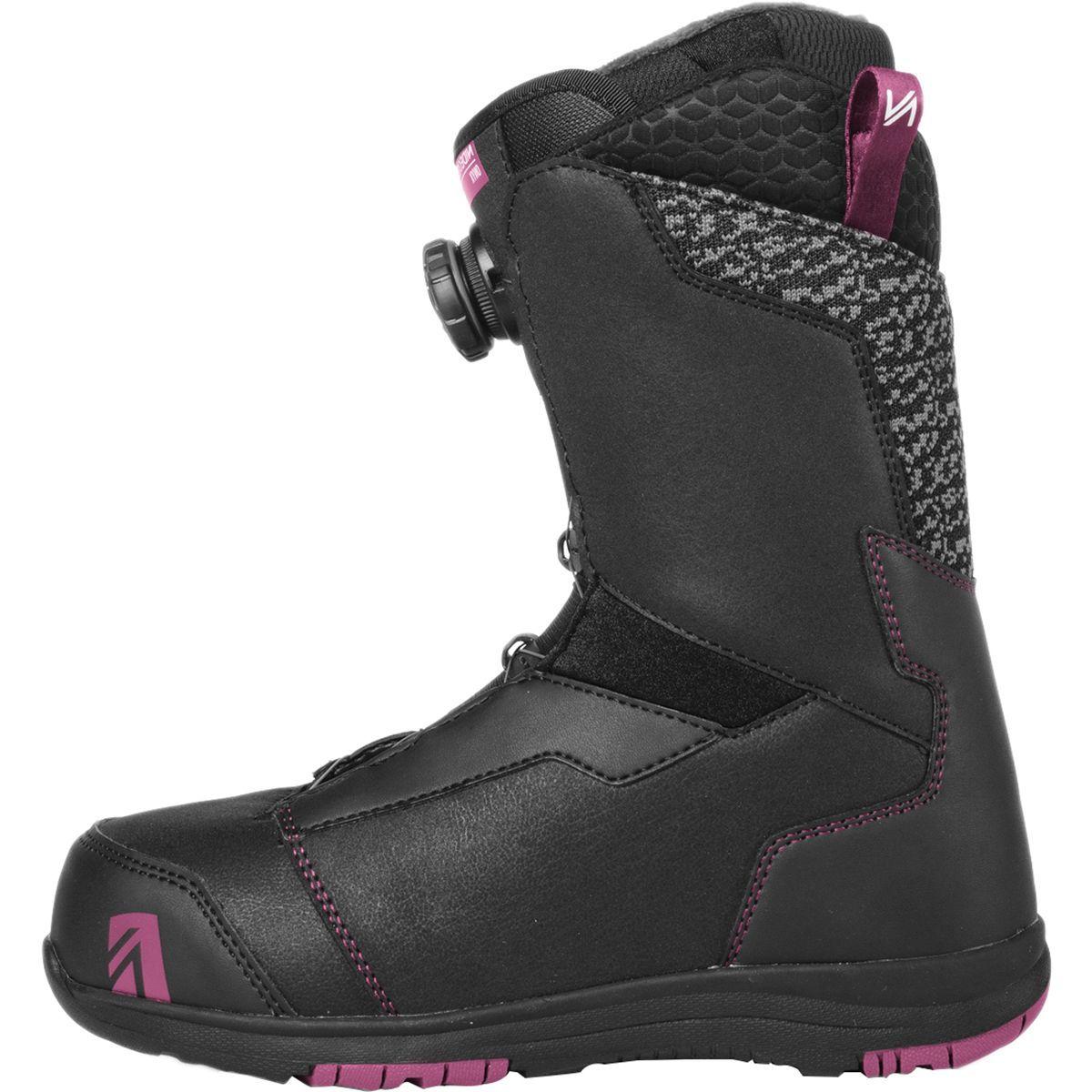 Nidecker x Flow Onyx Boa Coiler Snowboard Boot - Women's