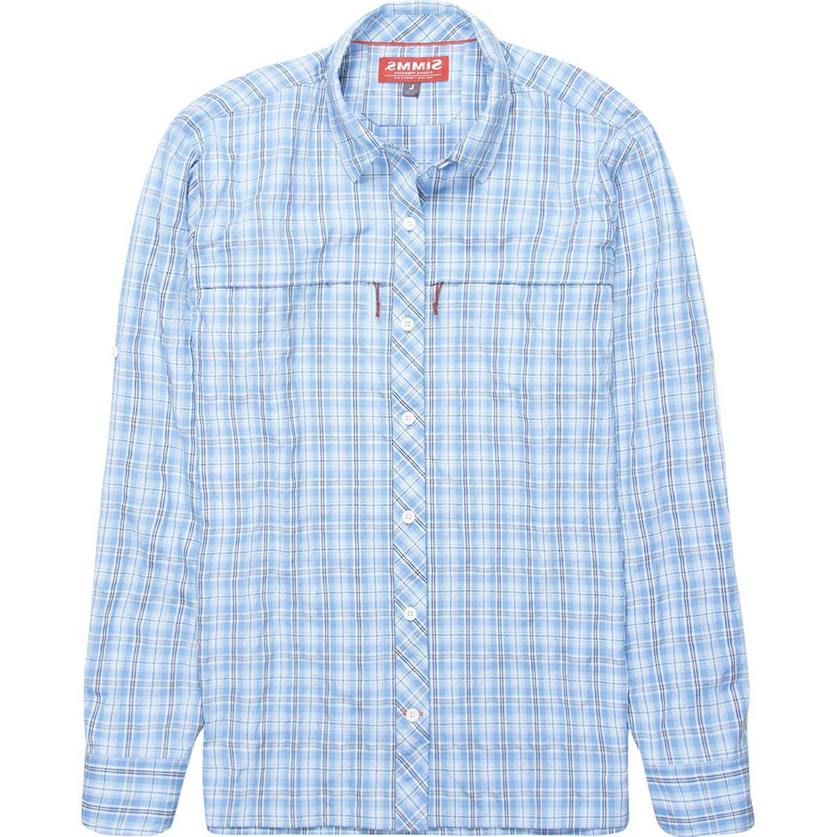 Simms Stone Cold Long-Sleeve Shirt - Men's