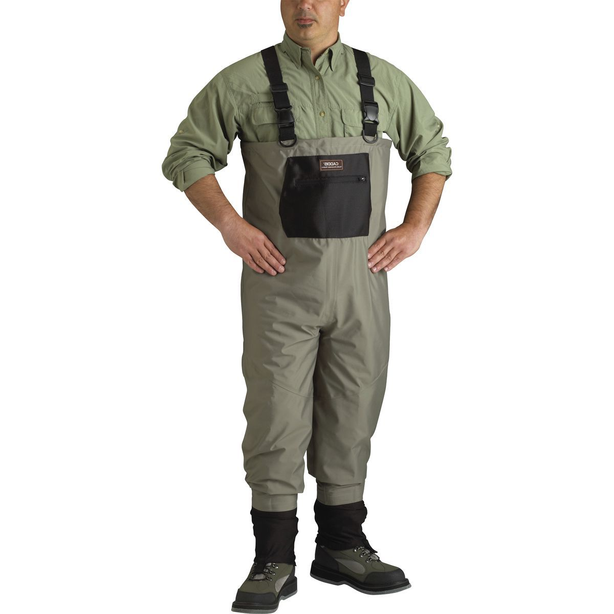 Caddis Breathable Stockingfoot Front Pocket Wader - Men's